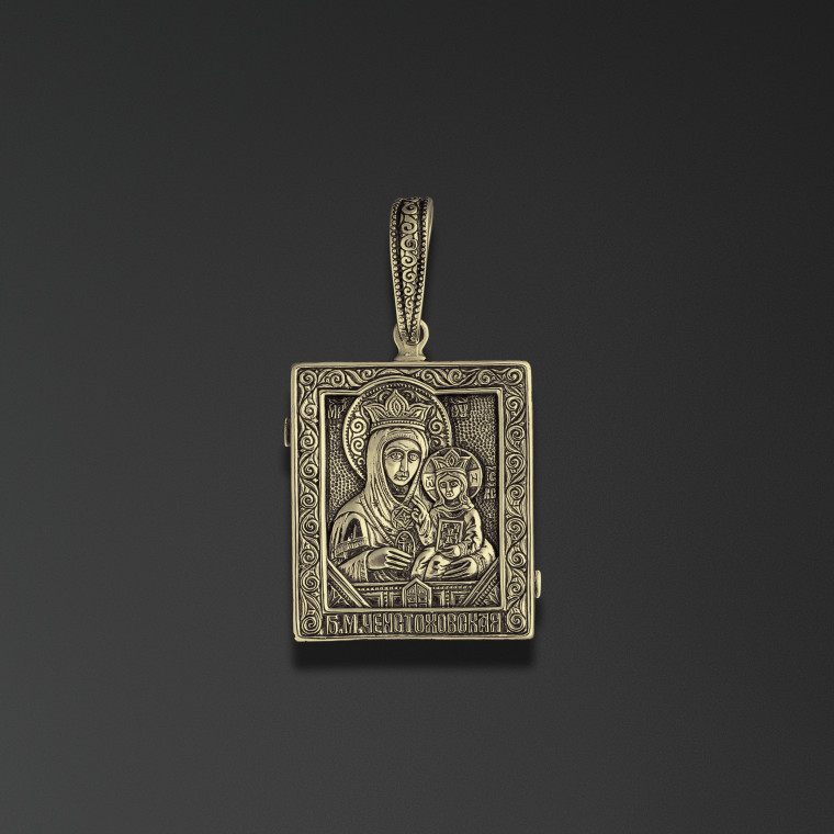Czestochowa Icon of the Mother of God
