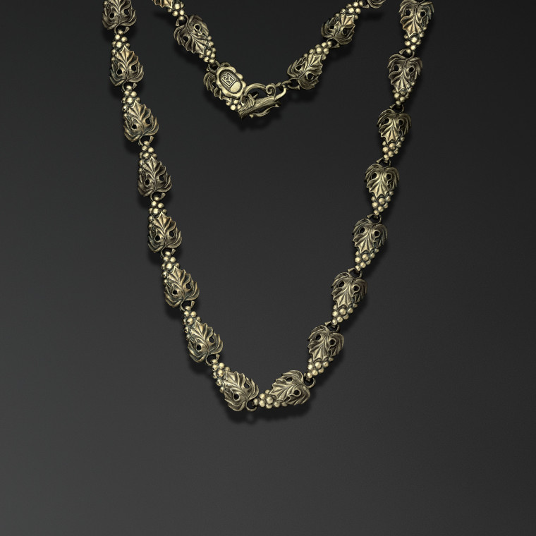 """Bunch of Grapes"" Chain"