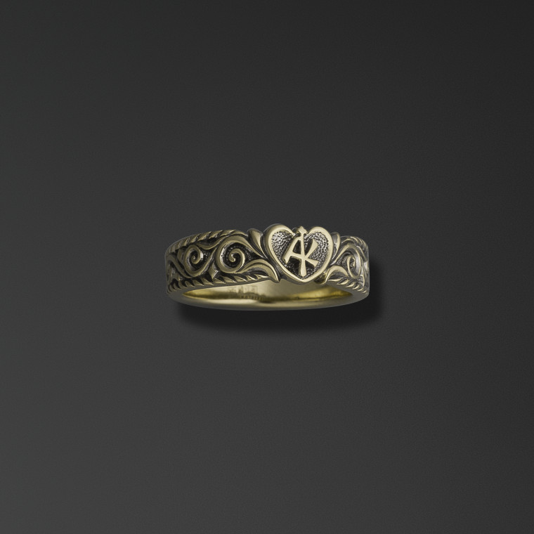 Saint Catherine Ring