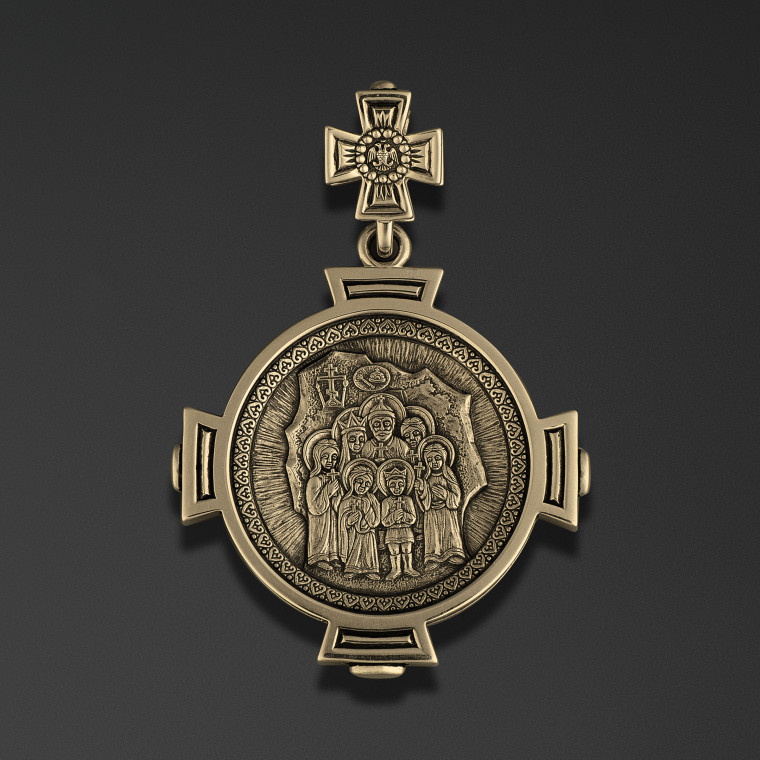 Royal Passion-Bearers Medal