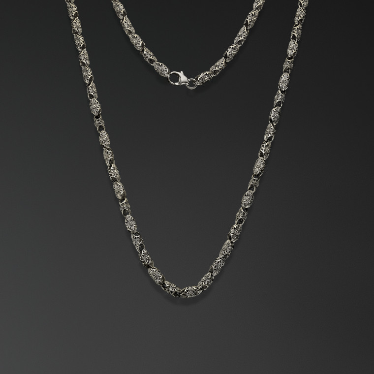 """Floral"" chain"